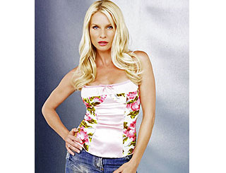 Desperate Housewives return for Nicollette Sheridan