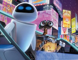 Animated robot flick breaks box office records