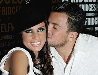 Katie Price and Peter Andre to say 'I do' again