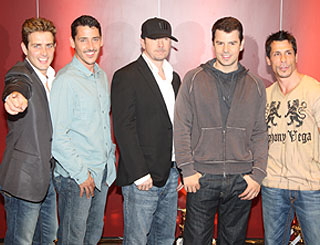 New Kids On The Block announce European tour