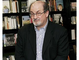 Salman Rushdie awarded Best Of Booker