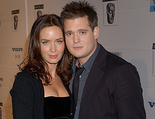 Emily Blunt and Michael Bublé break up