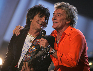 Ronnie and Rod consider Faces comeback
