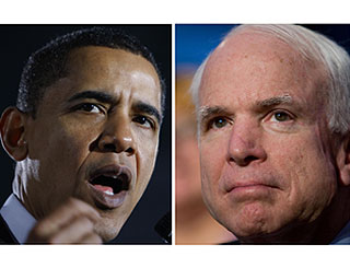 Barack Obama widens lead over John McCain