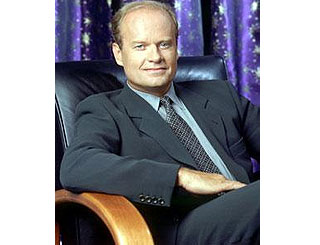 Kelsey Grammer returns to hospital as a precaution