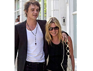 Pete Doherty taking time to recover from Kate split