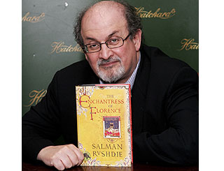 Salman Rushdie on 2008 Booker Prize list