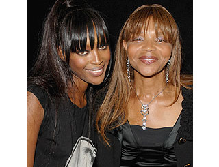 "Naomi ""saved my life"" says supermodel's mum"
