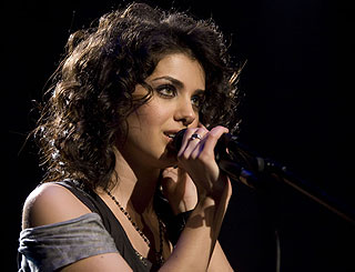 Katie Melua reveals passion for daredevil hobbies
