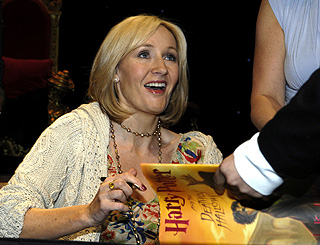 JK Rowling magics up £1 million for the Labour Party