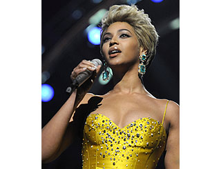 Beyonce to present third album in Liverpool