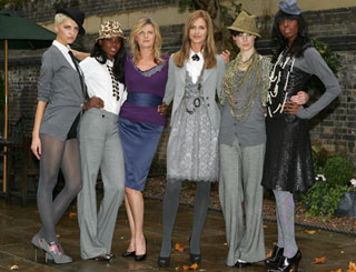 Trinny and Susannah unveil new Littlewoods range