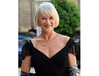 Dame Helen Mirren jokes of fantasy dinner party