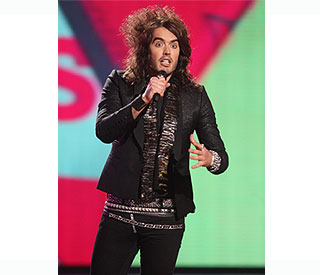 Russell Brand lands one-off show in the US