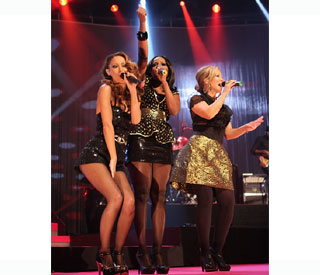 Sugababes deliver double whammy on one night