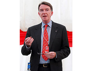 Peter Mandelson to return to government