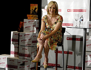 JK Rowling earns £3 million every week, reveals Forbes