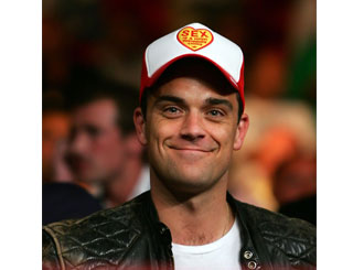 Robbie Williams planning 2009 comeback