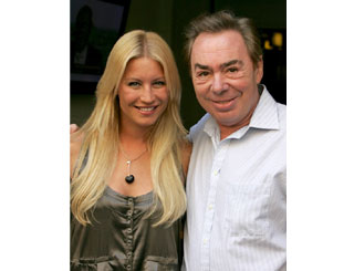 Lord Lloyd-Webber is ace matchmaker says Denise