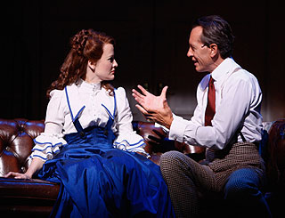 Richard E Grant on tour in Oz with My Fair Lady