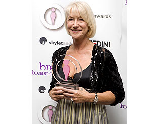 Helen Mirren lands most stylish woman crown