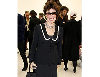 Ruby Wax among guests at launch of new expo