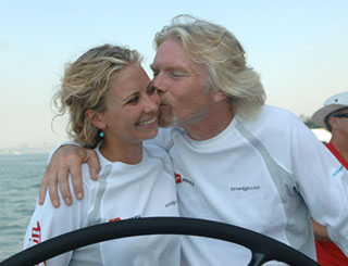 Viewers to see Branson attempt on yachting record