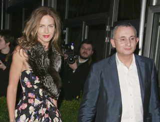 Trinny to divorce husband of nine years