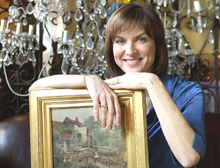Fiona Bruce 'too sexy' for Antiques Roadshow