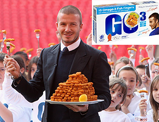 Becks unveils new healthy frozen food range