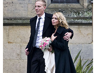 Billie Piper gives birth to first child