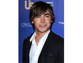 Zac Efron set for Footloose remake