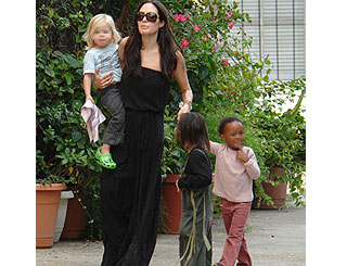 Angelina Jolie 'ready to fade away from acting'