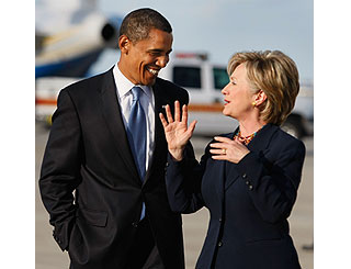 Barack confirms Hillary as secretary of state