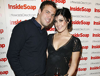 Kym Marsh and Hollyoaks beau expecting