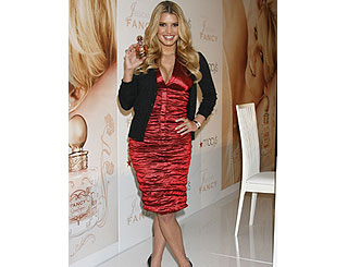 Jessica Simpson takes a 'Fancy' to California