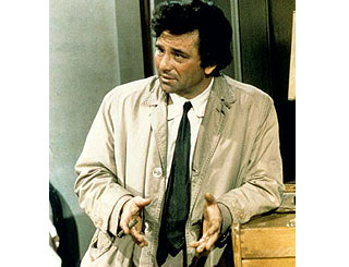 Columbo star Peter Falk diagnosed with Alzheimer's