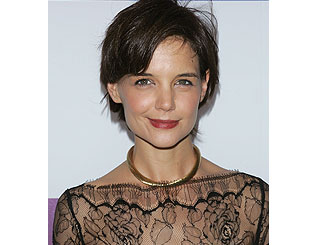 Katie Holmes among stars celebrating milestone birthdays