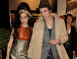 """I still love my Blake,"" says Amy Winehouse"