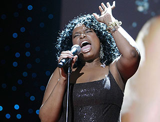 Nominated Jennifer Hudson to perform at Grammys