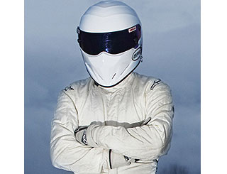 Top Gear's The Stig is identified