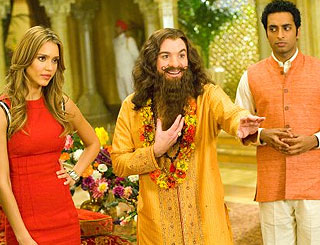Seven Razzie nods for The Love Guru