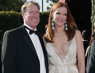 Marcia Cross' husband diagnosed with cancer