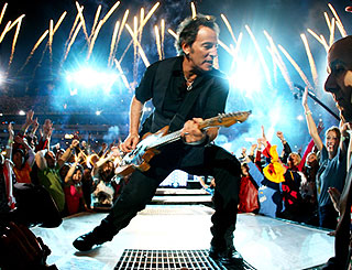 Bruce Springsteen's Dream tops UK charts