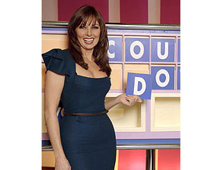 "Carol Vorderman ""loves"" post-Countdown life"
