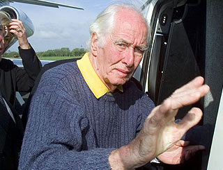 'No formal request' for release of great train robber Ronnie Biggs