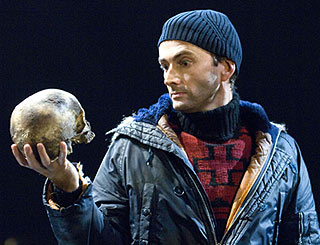 David Tennant's stage Hamlet to be made into film