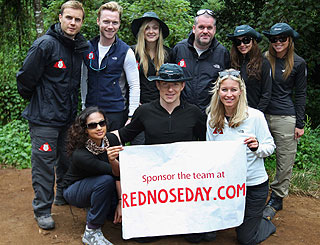 Comic Relief raises £59 million as track tops charts