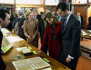 Historic visit to New York for Felipe and Letizia
