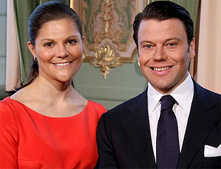 Date announced for Princess Victoria's nuptials